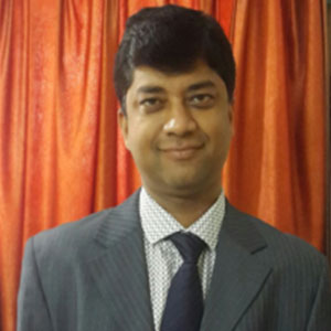 Mr. Asish Narayan, Mumbai